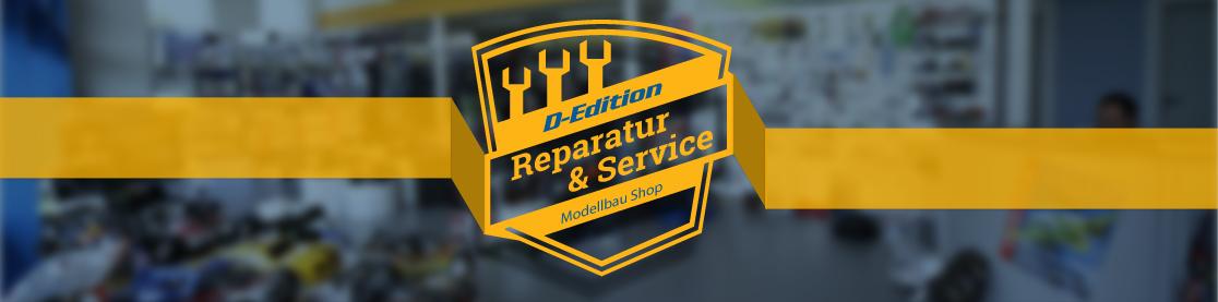 D-Edition Reperatur und Service